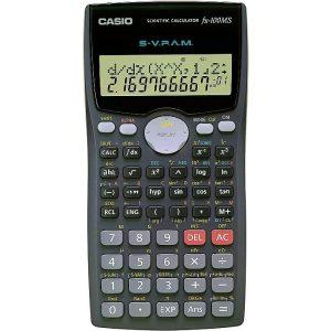ماشین حساب مهندسی کاسیو مدل FX-100MS-behindigital
