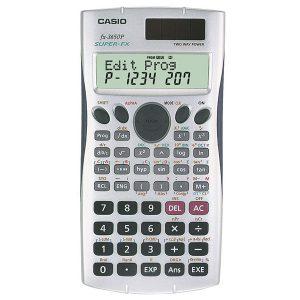 ماشین حساب مهندسی کاسیو مدل FX-3650PLL