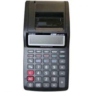 ماشین حساب کاسیو مدل HR-8TM