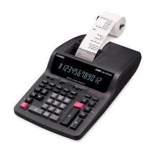 ماشین حساب کاسیو مدل DR-270 TM