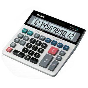 ماشین حساب کاسیو مدل DS-120TV