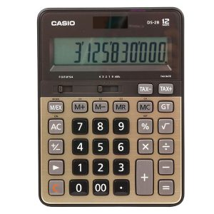 ماشین حساب کاسیو مدل DS-2B