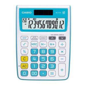 ماشین حساب کاسیو مدل MJ-12 VC