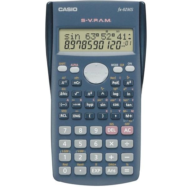 ماشین حساب مهندسی کاسیو مدل FX-82 MS  