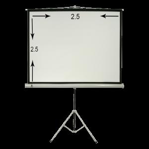 پرده نمایش پایه دار درجه ۱ سیترو اسکوپ