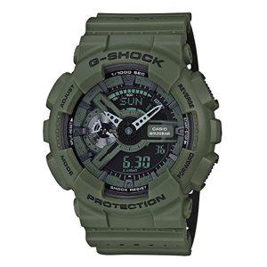 ساعت مچی مردانه جی شاک کاسیو GA-110LP-3ADR