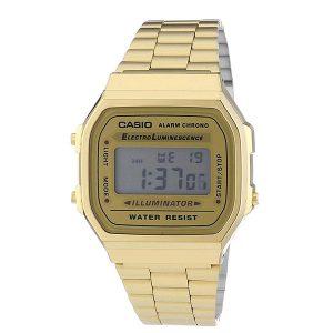ساعت مچی مردانه کاسیو مدل A168WG-9WDF