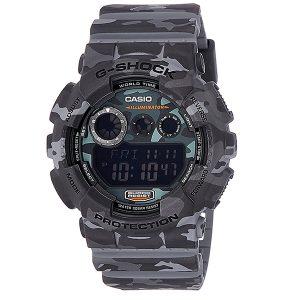 ساعت مچی مردانه جی شاک کاسیو GD-120CM-8DR