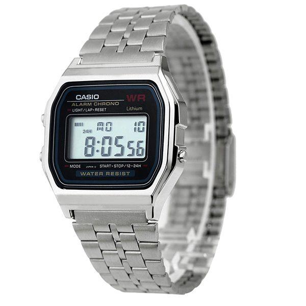 ساعت مچی مردانه کاسیو مدل A159WA-N1DF